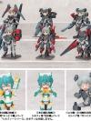 [Bonus] Desktop Army Y-021d Millenia Series Alpha Platoon & Beta Platoon 2Type Set(Pre-order)