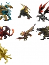 "Capcom Figure Builder ""Monster Hunter"" Standard Model Plus Ikari Ver.2 6Pack BOX(Pre-order)"
