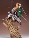 ARTFX J Attack on Titan Levi Renewal Package ver. 1/8 Complete Figure(Pre-order)