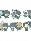 Rubber Mascot Buddy Colle - Gintama: Fukuchou 24-ji 6Pack BOX(Pre-order)