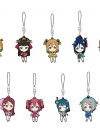 Love Live! Sunshine!! - Rubber Strap Collection /Aqours 9Pack BOX(Pre-order)