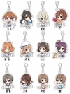 High School Fleet - Trading Zipper Mascot 12Pack BOX(Pre-order)
