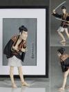 figma - The Table Museum: Otani Oniji III as Yakko Edobei by Sharaku(Pre-order)