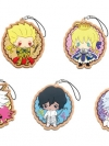 """Fate/Grand Order - """"Design produced by Sanrio"""" Icing Cookie Rubber Strap 7Pack BOX(Pre-order)"""