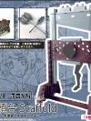 Love Toys Vol.6 Scaffold 1/12 Unpainted Unbuilt Kit(Pre-order)