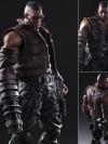 Play Arts Kai - Final Fantasy VII Remake No.2 Barret Wallace(Pre-order)