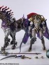 Final Fantasy Creatures - Bring Arts: Odin Action Figure(Pre-order)