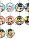 Gintama - Trading Tsunagaru Can Badge Charm 10Pack BOX(Pre-order)