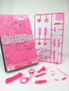 Love Toys Vol.1 Unpainted Unassembled Kit(Pre-order)