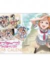 """Love Live! Sunshine!!"" Calendar 2018(Released)"