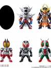 CONVERGE KAMEN RIDER vol.12 10Pack BOX (CANDY TOY)(Pre-order)