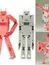 Frame Arms Girl - Juden-kun ARCHITECT & JINRAI Ver. Plastic Model(Pre-order)