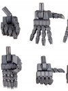 M.S.G Modeling Support Goods - Hand Unit Wild Hand 2(Pre-order)