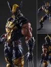 Variant Play Arts Kai - MARVEL UNIVERSE: Wolverine(Pre-order)