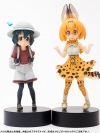 PLAMAX MF-26 minimum factory Kemono Friends Kaban & Serval 1/20 Plastic Model(Pre-order)