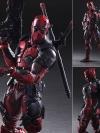 Variant Play Arts Kai - MARVEL UNIVERSE: Deadpool(Pre-order)