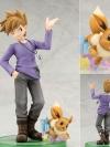 "ARTFX J - ""Pokemon"" Series: Blue with Eevee 1/8 Complete Figure(Pre-order)"