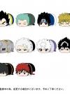 Weekly Shonen Jump 50th Anniversary Jump All Stars - PoteKoro Mascot Petite Part.2 10Pack BOX(Pre-order)