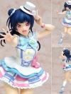 DreamTech - Love Live! Sunshine!!: Yoshiko Tsushima Kimi no Kokoro wa Kagayaiterukai? Ver. 1/8 Complete Figure(Pre-order)