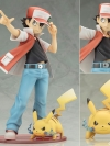 """ARTFX J """"Pokemon"""" Series - Red with Pikachu 1/8 Complete Figure(Pre-order)"""