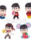 Osomatsu-san - Osomatsu ga Ippai Collection Figure 6Pack BOX(Pre-order)