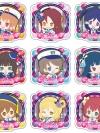 Love Live! Sunshine!! - Acrylic Badge: Mirai no Bokura wa Shitteru yo Deformed ver. 9Pack BOX(Pre-order)