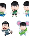 Osomatsu-san - Choromatsu ga Ippai Collection Figure 6Pack BOX(Pre-order)