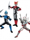 Choudou Ultraman 10Pack BOX (CANDY TOY)(Pre-order)