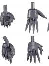 M.S.G Modeling Support Goods - Hand Unit Sharp Hand 2(Pre-order)