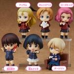 Nendoroid Petite - Girls und Panzer das Finale 03 6Pack BOX(Pre-order)