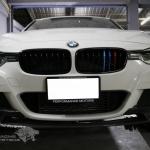 ชุดท่อไอเสีย BMW 320d F30 LCI by PW PrideRacing