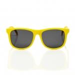 Mustachifier Yellow Sunglasses Age 3-6 แว่นกันแดดเด็กสีเหลือง