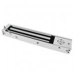 กลอนแม่เหล็กไฟฟ้า กลอนไฟฟ้า Magnetic Lock 280 kg 12V พร้อมสัญญาณเตือน