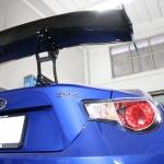 ชุดท่อไอเสีย Subaru BRZ by PW PrideRacing