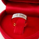 แหวนเพชรแท้วงละ(พร้อมส่ง)