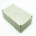 กล่องอเนกประสงค์ กันน้ำ สีเทา 200*120*75mm