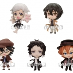 Bungo Stray Dogs - Collection Figure 6Pack BOX(Pre-order)