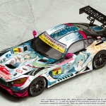Mini Car 1/32 Hatsune Miku GT Project - Good Smile Hatsune Miku AMG 2017 Season Series Champion Ver.(Pre-order)