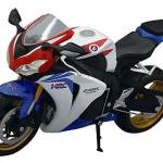1/12 Complete Motorcycle Model Honda CBR 1000RR (Tri-Color)(Back-order)