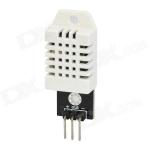 DHT22 / AM2302 Module โมดูลวัดอุณหภูมและความชื้น Temperature and Humidity Sensor Module พร้อมสายไฟ