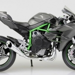 1/12 Complete Motorcycle Model Kawasaki Ninja H2R(Released)