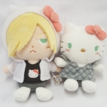 Yuri on Ice - Munyu Plush BC: Yuri Kittyu BuruBuru(Pre-order)
