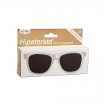 Hipsterkid Clear Sunglasses Age 0-2 แว่นกันแดดเด็กสีกรอบใส