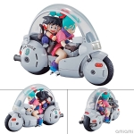 DESKTOP REAL McCOY 06 - Dragon Ball: Son Goku & Bulma Complete Figure(Pre-order)