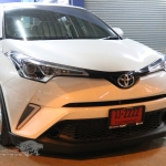 ชุดท่อไอเสีย Toyota C-HR