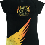 Harry Potter And The Cursed Child T-shirt For Womens
