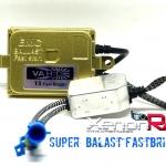 บาลาสซีนอน55W รุ่น V5 super fastbright ประกัน 5 ปี
