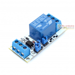 Relay Module 5V 1 Channel (Opto-Isolated) isolation High And Low Trigger 250V/10A