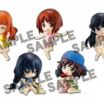Toy'sworks Collection Niitengo Deluxe - Girls und Panzer 6Pack BOX(Pre-order)