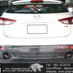 ชุดท่อไอเสีย Mazda 3 Skyactive Axel-back by PW PrideRacing